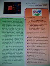 box tops thank you letter to leggee families box tops for