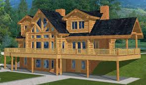 house plans log cabin log cabin house plans at eplans country log house plans