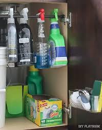 Under The Kitchen Sink Organization by Best 25 Kitchen Sink Accessories Ideas On Pinterest Grater