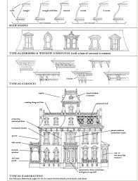 second empire floor plans house second empire 1855 1885 roof shapes dormers