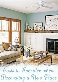 Decorating New Home Costs To Consider Decorating A New Place Tamera Mowry