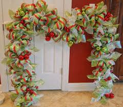 144 best poly deco mesh wreaths creations images on
