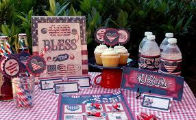 patriotic decorations patriotic party decorations cakegirlkc some ideas for