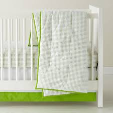 Organic Nursery Bedding Sets by Green Baby Bedding Totally Kids Totally Bedrooms Kids Bedroom
