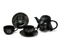 teapot set wars darth vader teapot set gadget flow