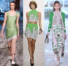 12 modi cool per usare e indossare greenery il colore pantone 2017