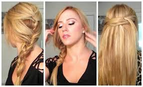 long hair hairstyle easy easy hairstyles for medium hair updos