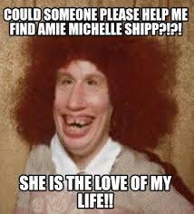 Michelle Meme - meme maker could someone please help me find amie michelle shipp