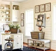 how to decorate your kitchen island 35 cozy and chic farmhouse kitchen décor ideas digsdigs