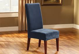 stretch chair covers sure fit stretch pique dining chair cover