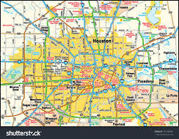 Map Houston Airport Texas Map Houston Area Indiana Map