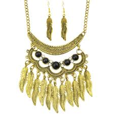 indian necklace sets images 2018 indian jewelry sets ethnic style antique gold color and jpg
