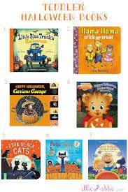 toddler halloween books ellie and addie