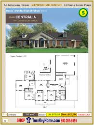 Centralia Modular Home Ranch Plan Direct Priced From All Ame
