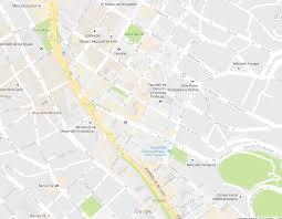 La Paz Mexico Map by El Mapa De La Ciudad De La Paz En Google Maps Metroblog La Paz