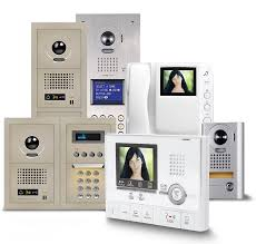 aiphone gt color video intercom entry system for multi tenant
