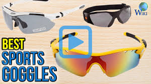 top 10 sports goggles of 2017 video review