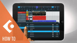 how to download install and start recording with cubasis