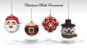 christmas balls lego ideas christmas balls ornaments