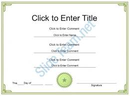 college appreciation certificate template of completion powerpoint