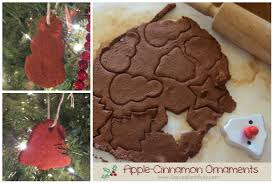 apple cinnamon ornaments graced simplicity