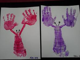 fun and easy summer kids craft hands feet lobsters kids stuff