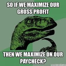 Profit Meme - profit