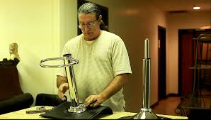 how to check a bar stool if the hydraulic doesn u0027t work youtube