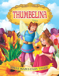 buy uncle moon u0027s fairy tales thumbelina rs 56 00