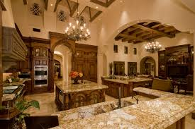 newly built spanish colonial estate in scottsdale az homes of