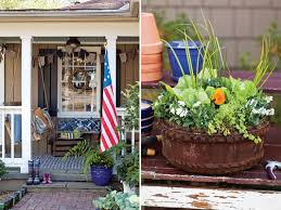 container gardening tips from spring in the south