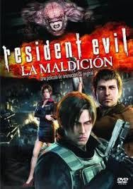Resident Evil: La maldición (2012) [Latino]
