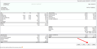 edit paychecks in online payroll quickbooks learn u0026 support