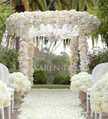 Small Backyard Wedding Ceremony Ideas by Best 25 Outdoor Wedding Canopy Ideas On Pinterest Outdoor