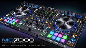 Mixing Table Denon Dj Professional Dj Equipment