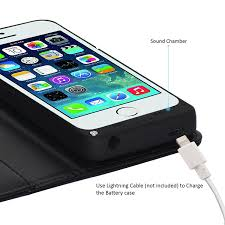 amazon com navor 2 in 1 iphone 5 5s folio leather wallet case
