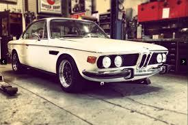 vintage bmw incredible vintage bmw restorations at coupe king garage tours