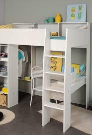 chambre d enfant but bureau sous lit mezzanine avec un lit mezzanine pour la chambre des