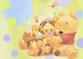 winnie pooh wallpaper wallpapersafari