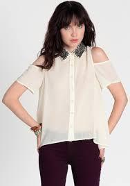 peekaboo blouse peek a book blouse with beaded collar