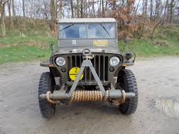 World War 2 Jeeps For Sale Willys Mb Ford Gpw Hotchkiss