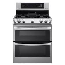 32 Inch Gas Cooktop Double Oven Gas Ranges Gas Ranges The Home Depot