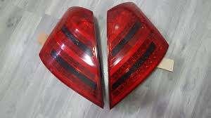 2010 s550 tail lights 2010 13 mercedes s class s550 both sides tail lights auto body