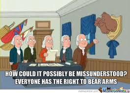 Second Amendment Meme - the real second amendment by mezumaru meme center