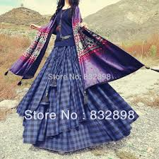 cotton skirts online get cheap plaid skirts thick cotton aliexpress