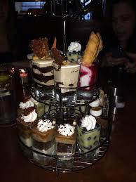 birthday cake tower of desserts yelp