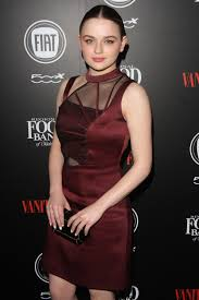 Young Vanity Joey King At Vanity Fair And Fiat Young Hollywood Celebration In