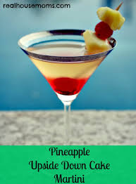 peppermint martini recipe pineapple upside down cake martini jpg