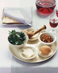 what s on a seder plate passover entertaining ideas martha stewart