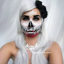 10 y skeleton makeup ideas you should wear this